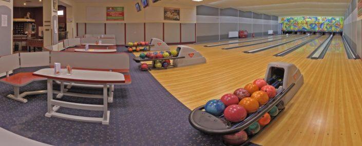 Restaurace a bowling Nový svět